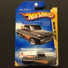 Hot Wheels Custom '62 Chevy Pickup - Surf's Up 1/5 - BLACK