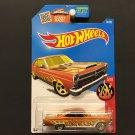 Hot Wheels '66 Ford 427 Fairlane - HW Flames