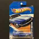 Hot Wheels Custom '67 Mustang - Nightburnerz