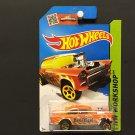 Hot Wheels '55 Chevy Bel Air Gasser - HEAT FLEET - HW Workshop