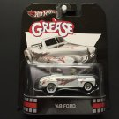 Hot Wheels Retro Entertainment '48 Ford from movie GREASE (2014)