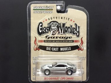 Greenlight Hollywood Collectibles Gas Monkey Garage 2013