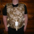 tactical Vest brittish army fits size large to XL gerat for hunting or fishing