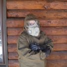 Radiation NBC size L to XL Nuclear Biological Chemical Full fallout suit CBRN