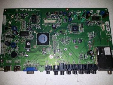 Philips CBPF72MKZC1 (715T2294-2) Main Board for 37PFL5322D/37
