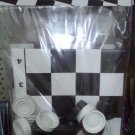 NEW CHECKERS PIECES BRAND