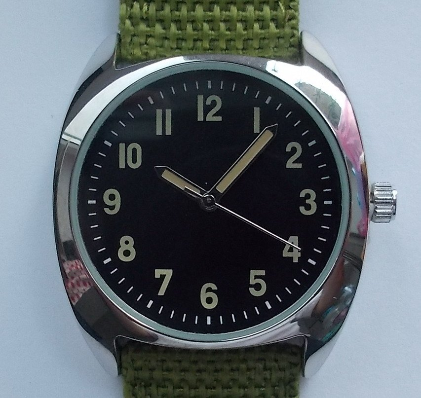 Watch South African Soldier's 1970's #50