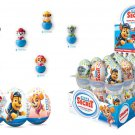 12x Kinder Surprise Paw Patrol Toy