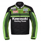 Kawasaki Racing Team Motorcycle Textile Jacket