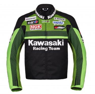 Kawasaki Racing Team Textile Jacket