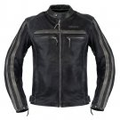 Limitless Retro Motorcycle Leather Jacket