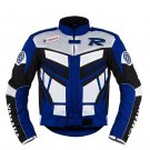 Yamaha Blue Motorcycle Racing Textile Jacket