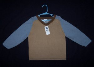 Baby Gap Toddler Sweater Size 3 XL  NEW NWT