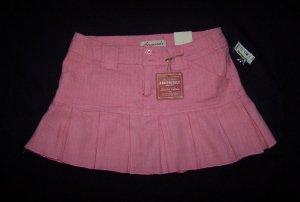 Aeropostale Herringbone Mini Skirt Fully Lined 7/8 NEW NWT