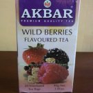 akbar premium wild berries tea