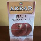 akbar premium peach tea