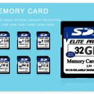 16gb SD Card for Camera Class 10 SDXC memory card SDH16