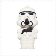Pen Drive Star wars stromtrooper white 4 GB Usb