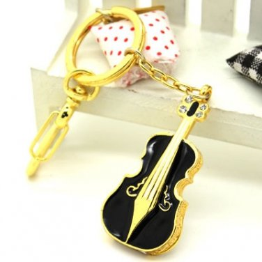 crystal violin 64 GB black Pen Drive USB Flash Drive Pen PC Free Shippin