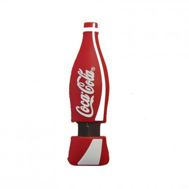 pendrive coke bottle red 32gb
