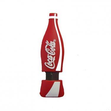 pendrive coke bottle red 64gb