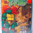 TMNT Teenage Mutant Ninja Turtles Vol 14 City At War DVD New Anime