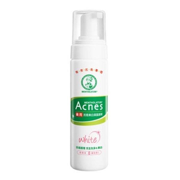 Mentholatum Acnes Medicated Whitening Foaming Wash 150ml