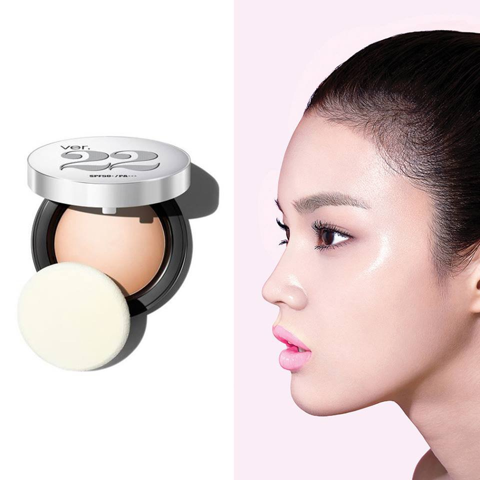 Chosungah22 Bounce Up Pact XS SPF50+/ PA++ 11g #1 Light Beige