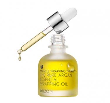 Mizon The Pure Argan Essential Wrapping Oil 30ml