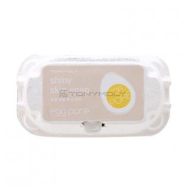 TONYMOLY New Egg Pore Shiny Skin Soap 50g*2ea