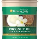 Puritan's Pride Coconut Oil For Skin and Hair (7 fl oz)