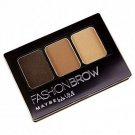 MAYBELLINE Fashion Brow and Nose 3D Contouring Palette BR1