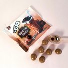 Nougat Taiwanese Brown Sugar Bubble Boba Milk Tea Ball Chocolate Candy 4 Packs