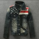 men denim jacket online shopping trendy clothes jean jacket mens