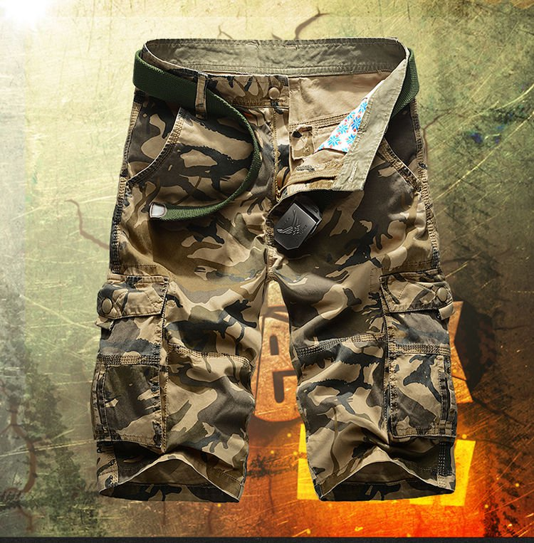 men camouflage short pants online shopping clothing stores