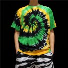 professional Handmade  unique GIFT Men tie dye shirts tie dyeing tie dye designs