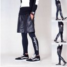 3M reflective fashion mens sports leggings jogger pants hiphop mens tights and leggings