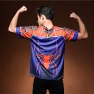 Men 3D print Spider-Man Logo Cool T-Shirts cool tshirt New Personalized t shirts
