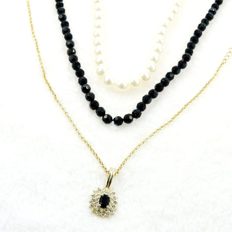 fashion jewelry three-piece necklaces for women gifts