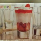 Glass Tasters Set of Six by Sweet Home Essentials and Beyond