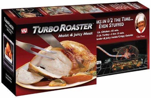 Turbo Roaster As Seen On TV for Moist & Juicy Meat
