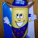 Hostess Twinkies Container Twinkie the Kid Holds One Twinkie