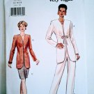 Very Easy Very Vogue Sewing Pattern 9181 Misses Jacket Skirt Pants Size 14 16 18