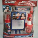 DC Comics Justice League Bath Time Play Shave Set New