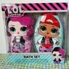 LOL Surprise Shampoo Conditioner Body Wash & Bubble Bath 14 0z Set