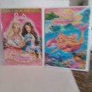 Barbie Mermaid 2 & Princess and the Pauper DVD Bundle