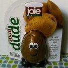Joie Spud Dude Potato Shaped Brush