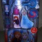 Disney Frozen II 5 Piece Cosmetic Set
