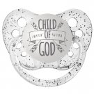 Child of God Pacifier - Ulubulu - Clear - 0-6 months - Unisex - Religious Baby Gift