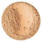 Sheer Bare Minerals Mineral Foundation Golden Medium Vegan 5 Gram Jar (w)